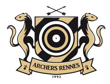 Logotype Archers de Rennes - Club Tir à l'arc