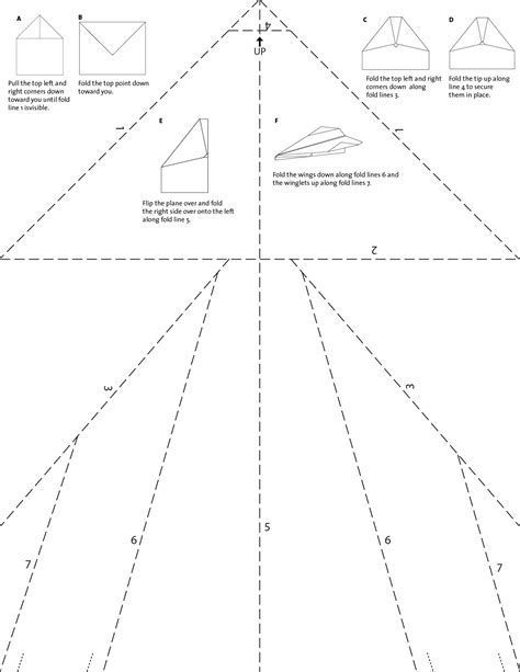 image result for basic paper airplane template airplane airplane paper templates. Black Bedroom Furniture Sets. Home Design Ideas