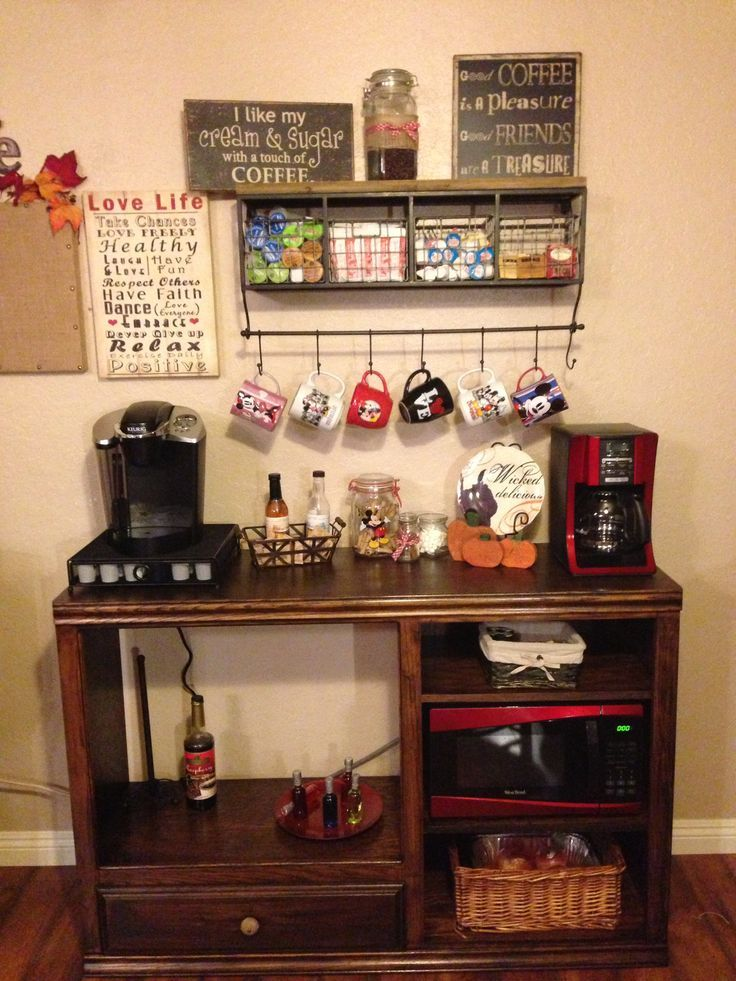 Best 25 Home coffee bars ideas on Pinterest  Home coffee stations Coffee bar ideas and Tea