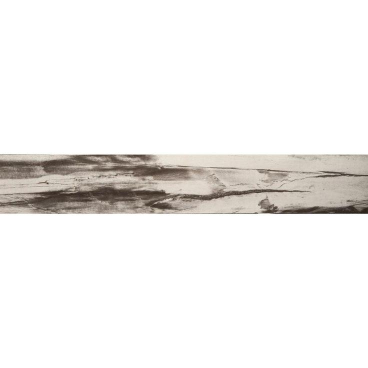 Emser Modena Alder 6 in. x 35 in. Porcelain Floor and Wall Tile (8.28 sq. ft. / case)-1198901 - The Home Depot