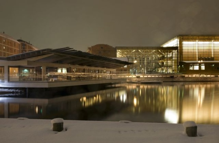 Sibeliustalo (The Sibelius hall) Lahti
