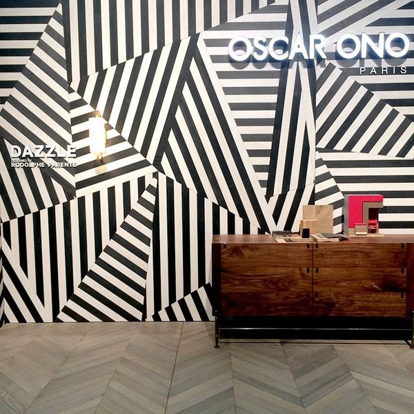 black and white wall Rodolphe Parente,modern design,interiors,mod
