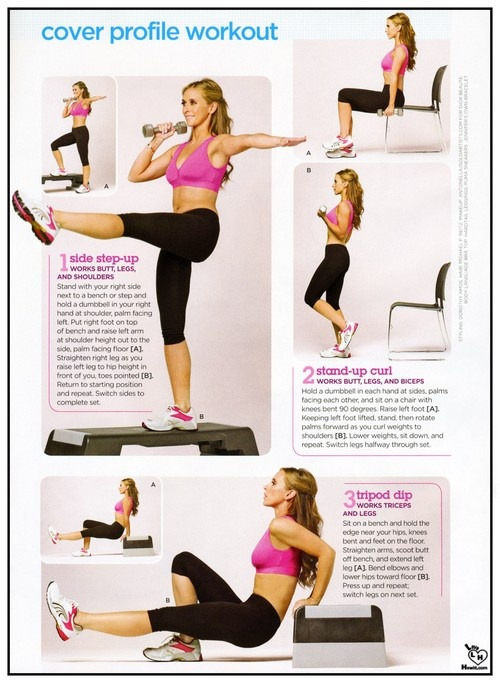 Jennifer workout