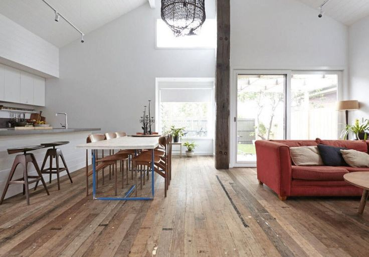 Gallery - Reclaimed Flooring - Tasmanian Oak and Common Native Timber Floorboards