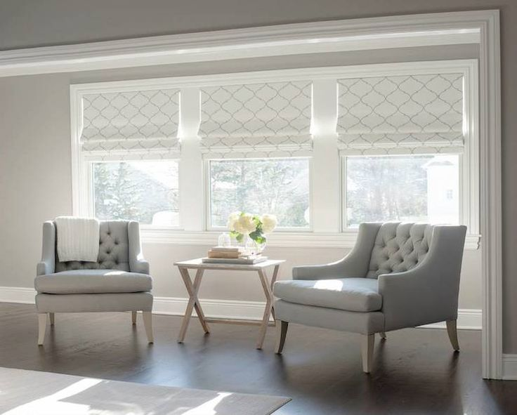 The 25 best window blinds ideas on pinterest blinds kitchen window blinds and shades window for Grey bedroom window treatments