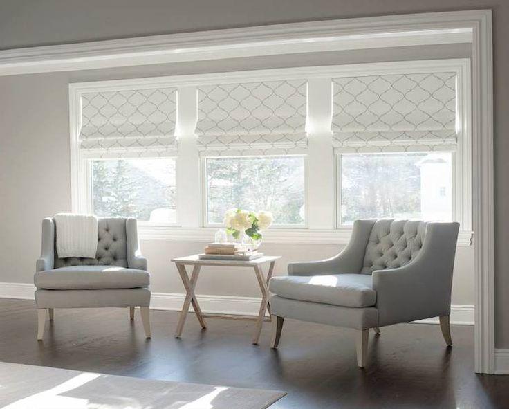 Bedroom Sitting Area, Transitional, bedroom, Benjamin Moore San Antonio Gray, Cory Connor Design