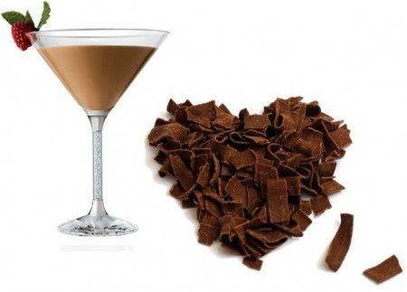 Liquore al cioccolato di Modica..per festeggiare con dolcezza il giorno più dolce dell'anno..buon #sanvalentino