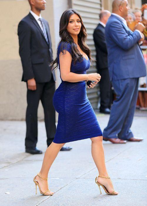 Cómo mostrar las curvas sin miedo al estilo Kim Kardashian