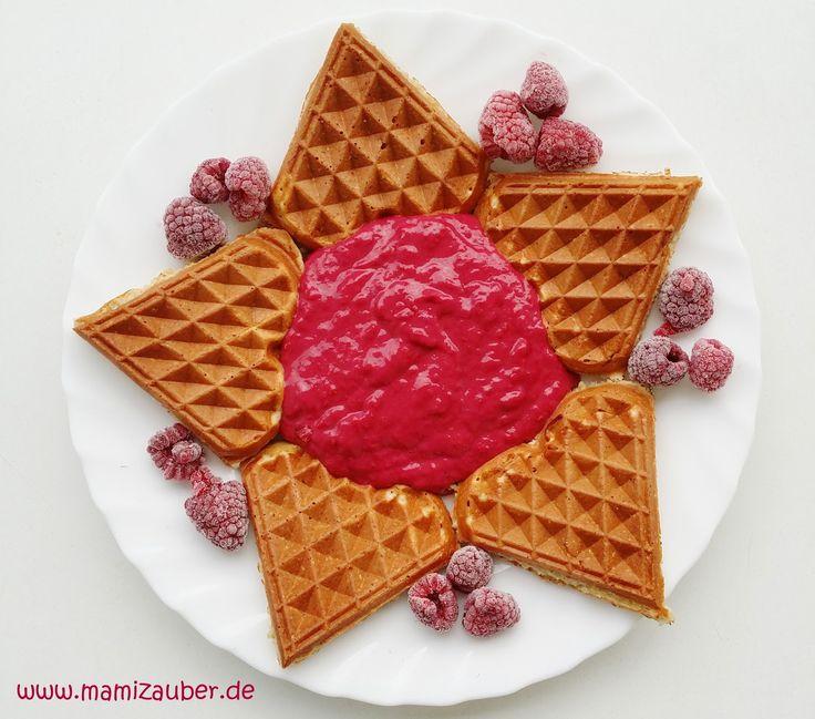 Size Zero Rezept Protein Waffeln - Gesundes Frühstück im Low Carb 10-Wochen-Programm von Julian Zietlow