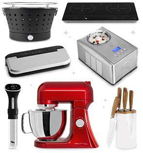 Wir haben die Geschenke für deine Liebsten! - von der Eismaschine bis zum hübschen Messerblock im Skandi-Chic