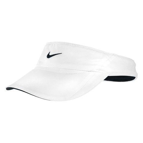 Nike  Na Li Feather Light Visor Women white/black