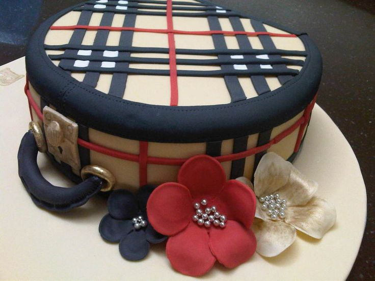 First Purse Cake  on Cake Central