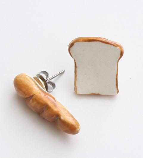 パンのピアス