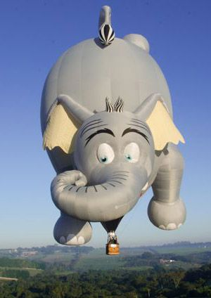 See Which Special Shape Hot Air Balloons Are Coming To This Years Adirondack Balloon Festival