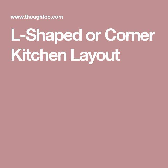 78+ Ideas About Corner Kitchen Layout On Pinterest