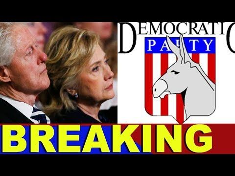 Democratic Party About To Implode After Obama Admin Just Threw Clintons ...
