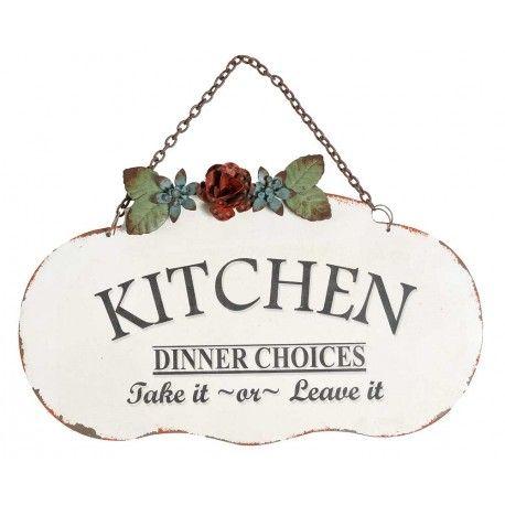 Zawieszka Kitchen Retro Belldeco