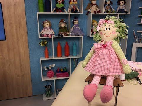 Programa Arte Brasil - 28/06/2016 - Joana Spera - Boneca Bárbara Customizável - YouTube