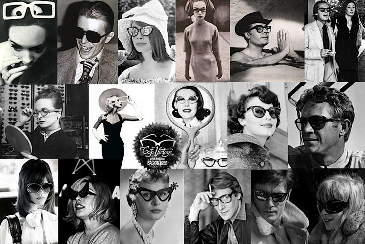 44 best Gafas Vintage images on Pinterest