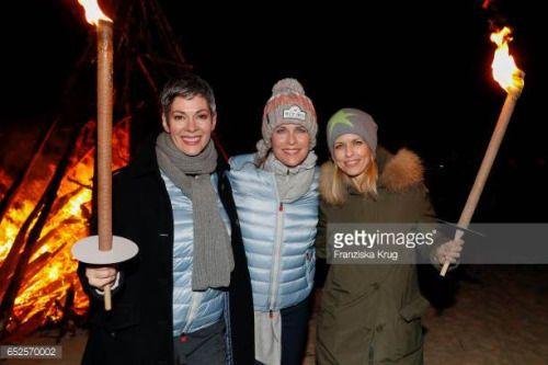 04-14 HERINGSDORF, GERMANY - MARCH 11: Cheryl Shepard, Ursula... #lahnstein: 04-14 HERINGSDORF, GERMANY - MARCH 11: Cheryl… #lahnstein