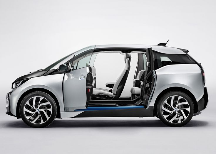 BMW i3 electric car a step in the right direction