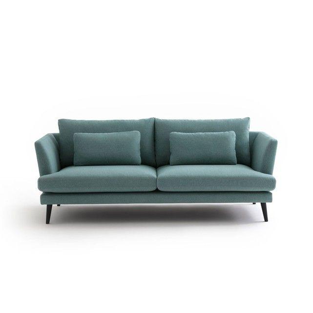 Canape 3 Ou 4 Places Fixe Polyester Tomeo Canape Confortable Canape Canape Fixe