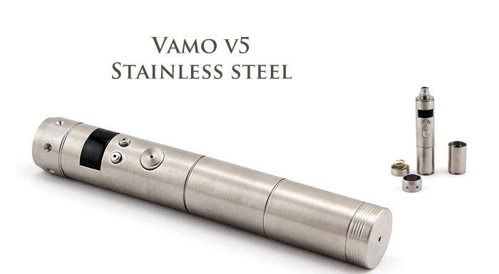 ΗΛΕΚΤΡΟΝΙΚΟ ΤΣΙΓΑΡΟ - ΥΓΡΑ ΑΝΑΠΛΗΡΩΣΗΣ | Atmosfaira.com http://www.atmosfaira.com/vamo-v5-apv-variable-volt-watts.html