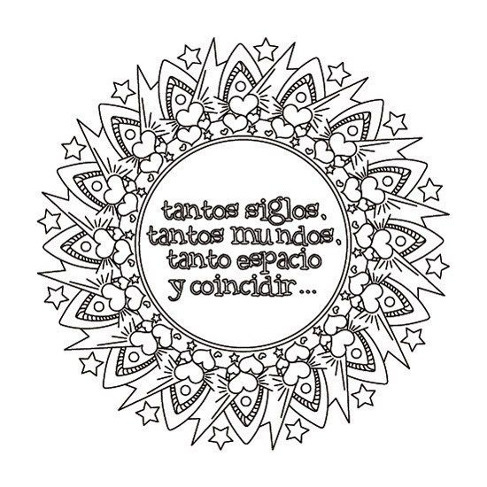 Mandalas De Amor Para Imprimir Pdf Gratis Mandalas Con