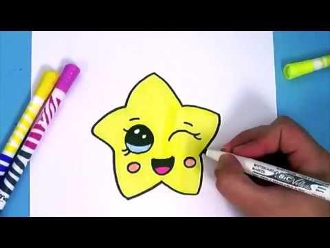 Süße Kawaii Bilder Zum Nachmalen – DIY – Zeichne…