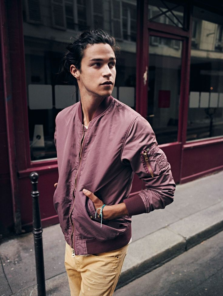 Miles McMillan Stars in Scotch & Soda Spring/Summer 2014 Campaign