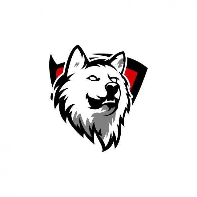 Esports Gaming Logo Badge Wolf Team Wolf Team Logo Design Art Team Logo Design