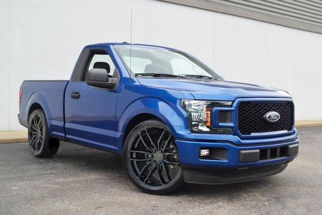 2018 Ford F 150 Toxic Punisher Toyo Proxes S T Single Cab Trucks
