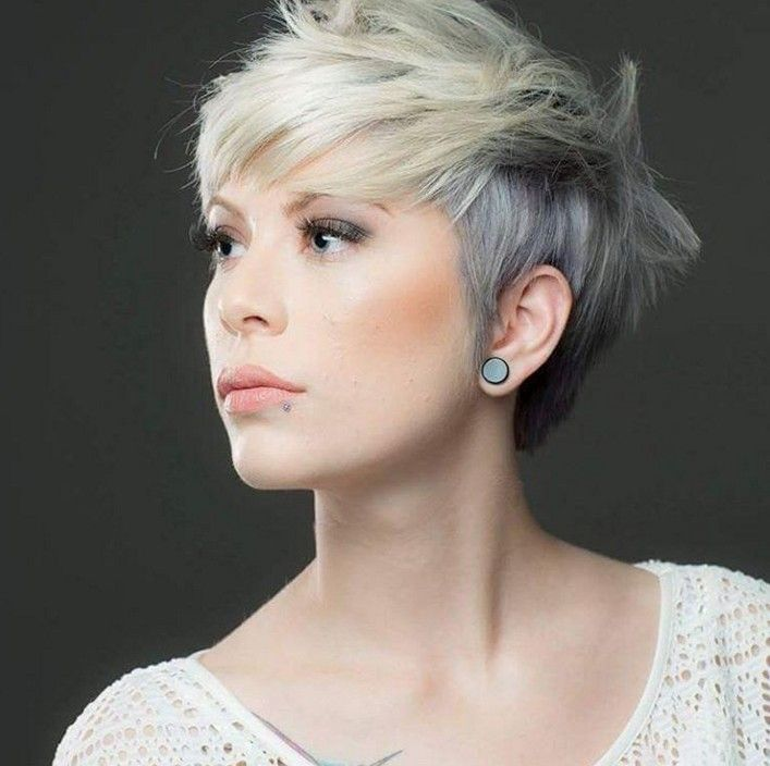 Women with fine hair tend to stay away from pixie haircuts, in fear there hair may appear even finer than it truly is. But the truth of the matter is this: pixie cuts are incredibly trendy- one of the trendiest styles for 2016– and even if you're struggling with fine hair, there's plenty of pixie …