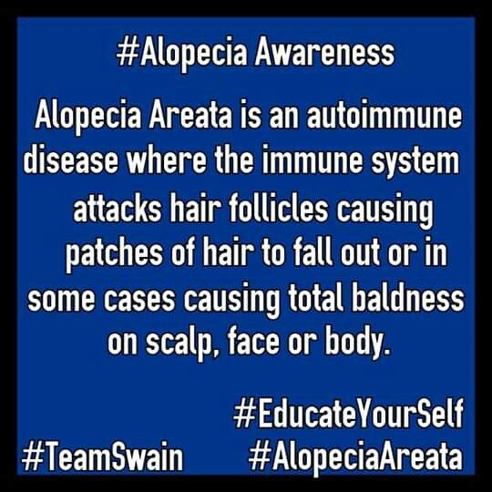 Alopecia Awareness