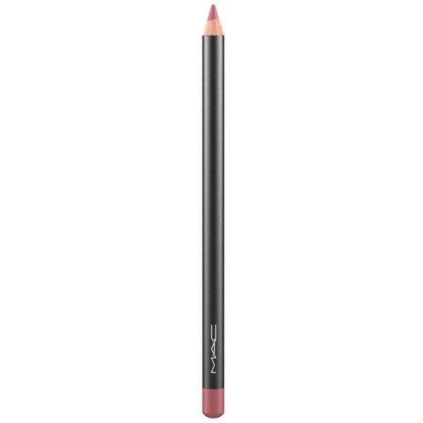 Mac Dervish Lip Pencil ($16) ❤ liked on Polyvore featuring beauty products, makeup, lip makeup, lip pencils, dervish, mac cosmetics and lip pencil
