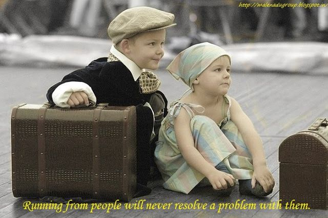 Running from people will never resolve a problem with them.- #famousrelationshipquotes #cuterelationshipquotes #relationshipquotes http://malenadugroup.blogspot.in/2015/08/relationship-quotes.html