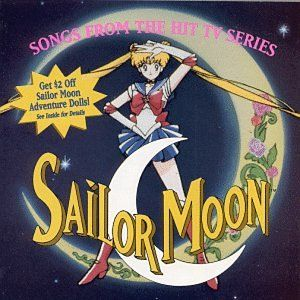 MOONIE MERCH OF THE DAY: The original #SailorMoon soundtrack! Almost 20 years old! http://www.moonkitty.net/reviews.php #anime #90s