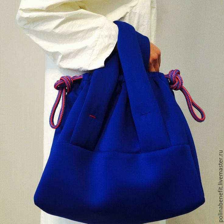 Купить сумка-трансформер из неопрена - сумка, сумка ручной работы, сумка женская