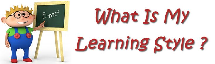 What Is My Learning Style?.....includes tests for determining dominant learning style, as well as learning and teaching strategies for each style