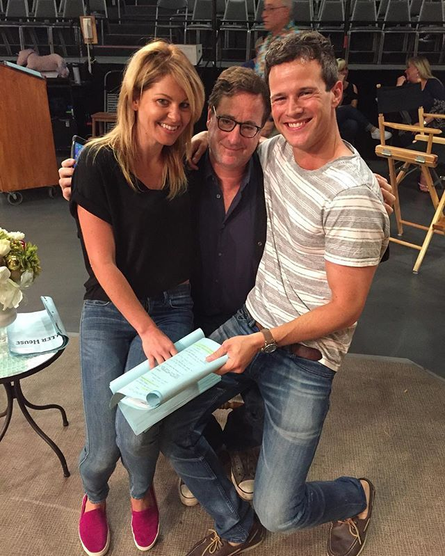 Pin for Later: These Fuller House Season 2 Set Pictures Will Fill Your Heart With So Much Joy