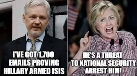 Hillary for prison 2017 -- Don't you think its time she go to prison?