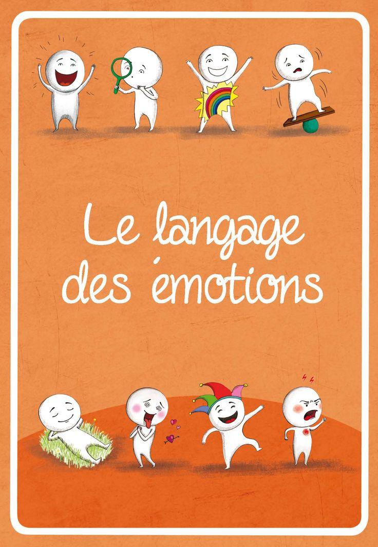 le langage des émotions, 78 cartes