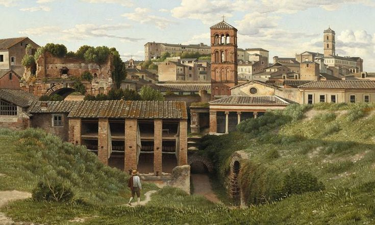 Rome Is Still Technically Using One Of The First Sewer Systems In The World   @curiositydotcom