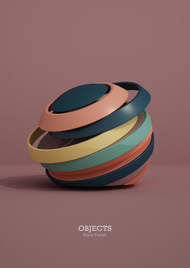 Objects by Rizon Parein6