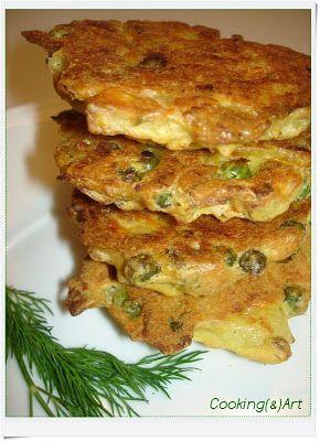 Μαγειρική(&)Τέχνη!: Μπιφτέκια λαχανικών !!