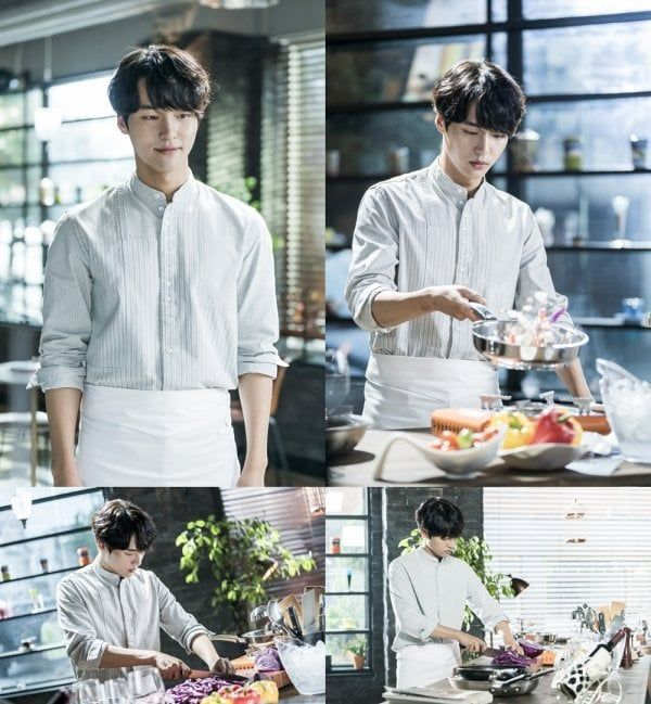 """Seo Hyun Jin And Yang Se Jong Get Into Character In Stills For """"Temperature Of Love""""   Soompi"""