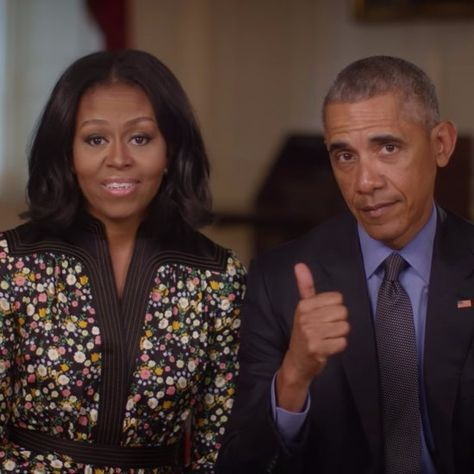 Barack and Michelle Obama's Video About What's Next