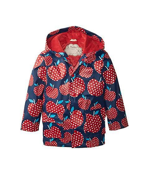 40e3e5cb1ab4 This Hatley rain coat for girls is SO cute with its all-over polka ...
