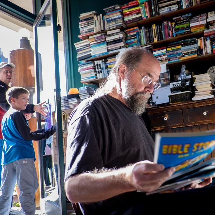 In the age of Amazon, used bookstores are making an unlikely comeback