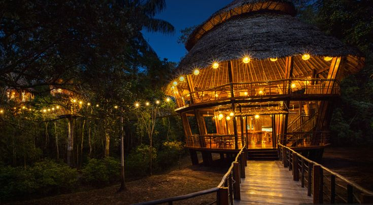 10 Amazon Lodges Around Iquitos, Peru